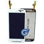 HTC Desire 608 Complete LCD with digitizer in white