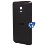 HTC Desire 700 back cover in black