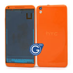 HTC Desire 816 Complete Housing in Orange