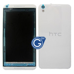 HTC Desire 816 Complete Housing in White