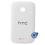 HTC Desire C back cover white