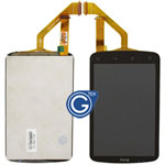 HTC Desire S G12 Complete LCD with Digitizer Touchpad  (Small Flex)