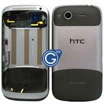 HTC Desire S Housing Silver