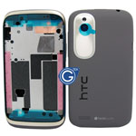 HTC Desire X T328e Complete Housing in Gold