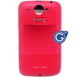 HTC G8 Wildfire Housing in red Grade A