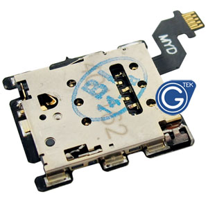 HTC One (M8)  Sim Card Reader Flex