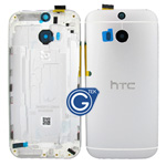 HTC One (M8) Rear Housing in Silver