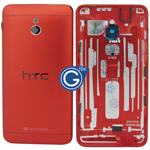 HTC One Mini,HTC M4 601e Rear Housing Red