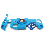 HTC One S camera inner cover blue