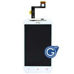 HTC One SV Complete LCD with digitizer in white