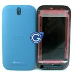 HTC One SV Housing Blue