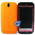 HTC One SV Housing Orange