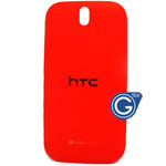HTC One SV back cover red