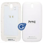 HTC One SV back cover white