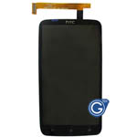 HTC One X LCD with digitizer complete