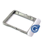 HTC One X Sim Card Holder White