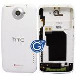 HTC One XL Housing White