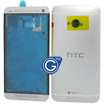 HTC One,HTC M7 complete housing silver