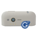 HTC Rhyme G20 Top Back Cover Grey