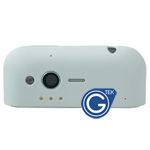 HTC Rhyme G20 Top Back Cover White