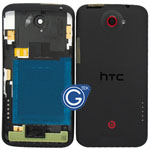 HTC One X+ Rear Housing in Black