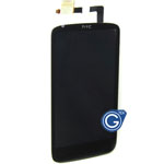 HTC Sensation XE / G18 Complete Lcd Screen and Digitizer touchpad black