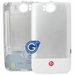 HTC Sensation XL Back Cover White