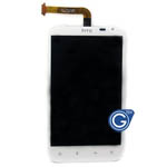 HTC Sensation XL G21 LCD with digitizer complete in white