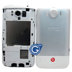 HTC Sensation XL G21 Complete Housing White