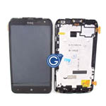 HTC Titan X310e LCD with digitizer and frame complete
