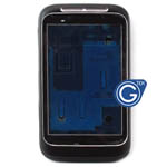 HTC Wildfire S G13 Complete Housing in Black