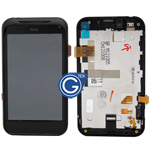 HTC incredible S /G11 Complete LCD with digitizer and Frame Assembly