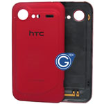 HTC incredible S G11 back cover red