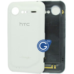 HTC incredible S G11 back cover white
