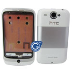 HTC Wildfire G8 housing in white