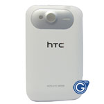 HTC Wildfire S (G13) back cover in White