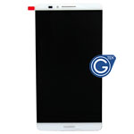 HuaWei Ascend Mate7 Complete LCD with Digitizer in White