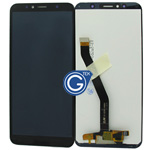 Huawei Enjoy 8E Complete LCD and Digitizer in Black-HQ