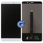 Huawei Mate 9 Complete LCD and Digitizer in White-HQ