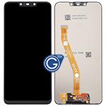 Huawei Nova 3i Complete LCD and Digitizer in Black-OEM