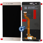 Huawei P9 Complete LCD and Digitizer in Gold-HQ