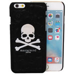 iPhone 6S/6 Skull Case in black