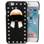 iPhone 6S/6 Tie Case in black