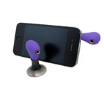 iPhone Earphone Splitter Purple