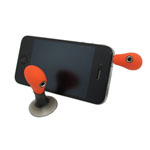 iPhone Earphone Splitter Orange