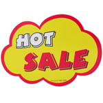 Advertising fluorescent card Write on Label - HOT SALE - 10pcs In a Pack