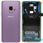 Genuine Samsung SM-G960F Galaxy S9 Back Cover in Purple - Samsung part no: GH82-15865B