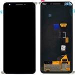 Genuine Google Pixel 3a lcd screen and touchpad in Black - Part no: 20GS4BW0001