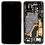 Genuine Google Pixel 4 XL LCD Screen And Digitizer for Oh So Orange - Part no: 20GC20W0014