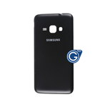 Samsung Galaxy J1 2016 SM-J120F Battery Cover in Black